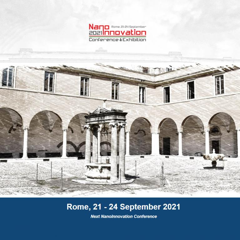 GICO Project at Nano Innovation 2021 Conference & Exhibition